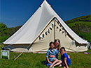 Camping Croyde North Devon