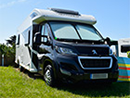 touring vans and motor homes